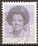 Sellos de Europa - Holanda -  La Reina Beatriz.