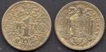 Monedas de  -  -  Moneda España