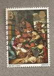 Sellos del Mundo : Europa : Reino_Unido : Adoracion Reyes Magos