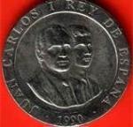 monedas de Europa - España -  REY JUN CARLOS