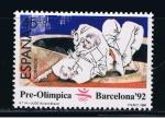 Stamps Spain -  Edifil  3056  Barcelona´92  IV serie Pre-Olímpica.