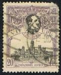 Sellos de Europa - España -  Sellos conmemorativos del VII Congreso de la Unión Postal Universal