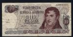 monedas del Mundo : America : Argentina :  General Belgrano
