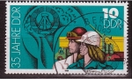 Stamps Germany -  aniversario