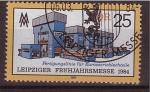 Stamps Germany -  linea de fabricación