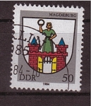 Stamps Germany -  escudo