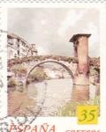 Sellos de Europa - España -  VII Centº de la Fundación de la Villa de Baldamaseda    (P)