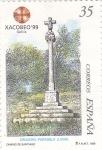 Sellos de Europa - España -  XACOBEO'99 Camino de Santiago    (P)