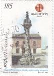 Sellos del Mundo : Europa : España :  XACOBEO'99 Camino de Santiago    (P)