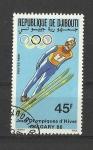 Stamps Africa - Djibouti -  Calgary