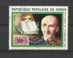 Sellos de Africa - República del Congo -  Premio Nobel.