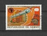 Stamps Guinea -  UPU
