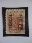 Sellos de America - Ecuador -  Rep. del Ecuador. Servicio Consular.Postal.