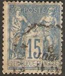 Stamps France -  Sage
