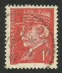 Stamps France -  514 - Mariscal Petain