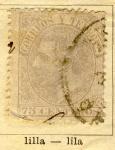 Sellos de Europa - España -  Alfonso XII Ed 1882
