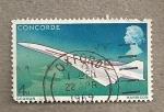 Sellos de Europa - Reino Unido -  Concorde