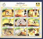 Stamps America - Saint Vincent and the Grenadines -  DISNEY