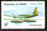Stamps Republic of the Congo -  CANT  Z-505