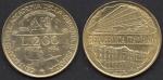 Monedas de  -  -  Moneda Italia