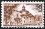 Stamps Spain -  MONASTERIO S. PEDRO DE ALCANTARA
