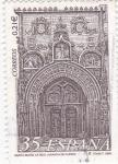 Sellos de Europa - España -  Santa María la Real (Aranda de Duero)     (P)