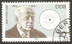 Stamps Germany -  2074 - Max von Laue