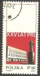 Sellos de Europa - Polonia -  1785 - Universidad Curie, en Lublin