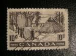 Stamps Canada -  Indigenas