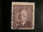 Sellos de America - Canadá -  .