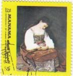 Stamps Bahrain -  PINTURA
