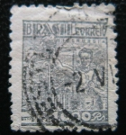 Stamps Brazil -  Siderurgia