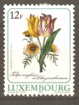 Stamps Luxembourg -  TULIPAN