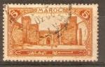 Sellos de Africa - Marruecos -  MEZQUITA  DE  ANDALUCÌA