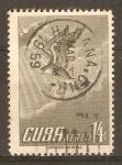 Sellos de America - Cuba -  HALCÒN