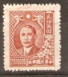 Stamps China -  DOCTOR  SUN  YAT-SEN
