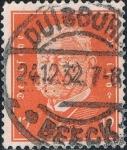 Sellos del Mundo : Europa : Alemania :  PRESIDENTES 1928-32. Y&T Nº 404B. RESERVADO