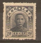 Sellos de Asia - China -  DOCTOR  SUN  YAT-SEN