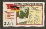 Stamps Germany -  COMITÈ  PARA  LA  LIBERACIÒN  DE  ALEMANIA