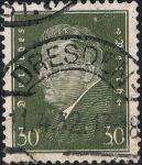 Sellos del Mundo : Europa : Alemania :  PRESIDENTES 1928-32. Y&T Nº 408. RESERVADO