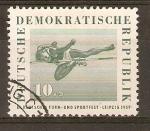 Stamps Germany -  SALTO