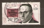 Stamps Germany -  CARL  VON  OSSIETZKY