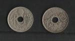 monedas de Europa - Francia -  Gorro Frigio.