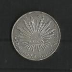 monedas de America - México -  Gorro Frigio