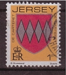 Stamps Europe - Jersey -  Escudo