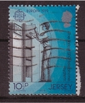 Stamps Europe - Jersey -  Europa