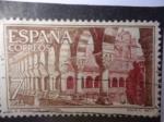 Sellos de Europa - España -  Ed:2444- Monasterio de San Pedro de Cardeña