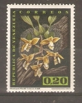 Stamps Venezuela -  STANHOPEA  WARDII  LODD