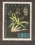Stamps Venezuela -  CAULARTHRON  BILAMELLATUM