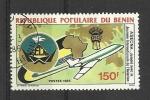 Stamps Benin -  ASECNA